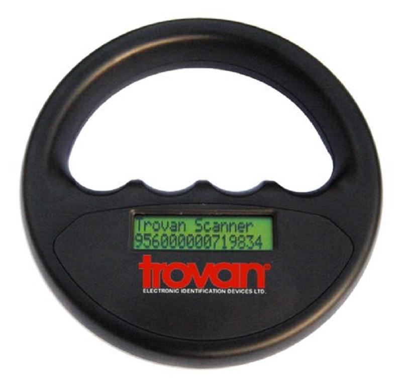Cititor de microcipuri injectabile LID200