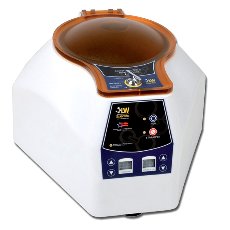 Centrifuga laborator LW Scientific 8